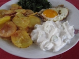 Domácí chipsy s tvarohem recept