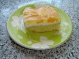 Mandarinkové řezy recept