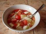 Míchaný zeleninový salát recept