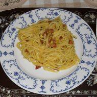 Dietní uhlířské špagety recept