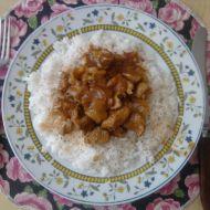 Pikantní vepřové nudličky recept