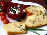 Olivový chlebíček recept