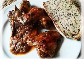 Ohnivý kuře recept