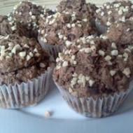 Muffiny z žitné mouky recept