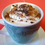 Horká smetanová čokoláda recept