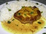 Hovězí v ananasové omáčce recept