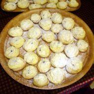 Koláčky z dvakrát kynutého těsta recept