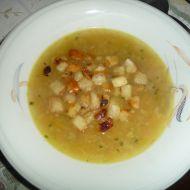 Krémová cuketová polévka recept