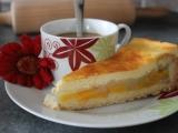 Broskvový nebo meruňkový koláč recept