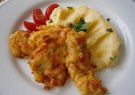 Dršťky v sýrovém těstíčku recept