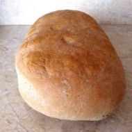 Kmínový chléb z těsta z domácí pekárny recept