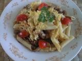 Rychlé těstoviny recept