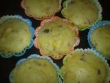 Špendlíkové muffinky recept