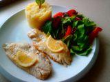 Okouník mořský a salát misticanza recept