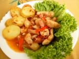 Chutná kuřecí rychlovka nejen pro začátečníky recept