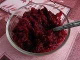 Vitamínový salát z pečené červené řepy recept