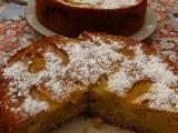 Jablečný koláč naruby dle časopisu Tina recept