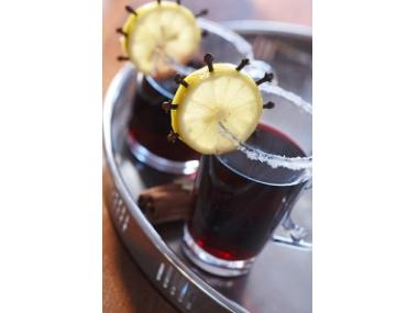 Horký nápoj-Nědělní svařák