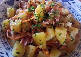 Dobré brambory podle Kristýny recept