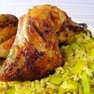 Šťavnaté kuře na indický způsob recept