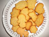 Oříškové cukroví recept