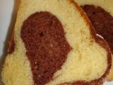 Blesková šlehačková bábovka recept