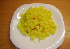 Citrónová rýže