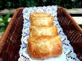 Kabelky se sušenými meruňkami a třemi sýry recept
