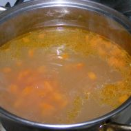 Uzená polévka 2 recept