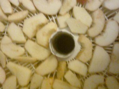 krížaly z jablek