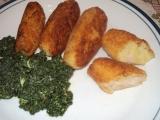 Moje bramborové krokety recept