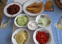 Mexické kukuřičné placky recept