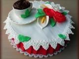 Šálek  dorty recept