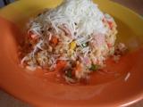 Levné a rychlé rizoto recept