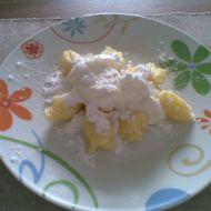 Rychlé bramborové škubánky recept