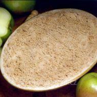 Jablečný nákyp recept