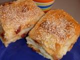 Slaný silvestrovský koláč recept