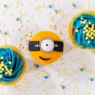 Mimoní cupcakes recept