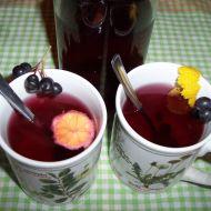 Čaj z černé jeřabiny recept