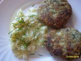 Brokolicovo-celerové placičky s hlívou recept