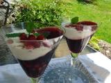Želé z lambrusca s lesními jahodami recept