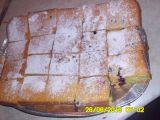 Hrníčkový koláč s rybízem recept