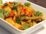 Zeleninové sabdží recept
