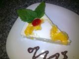 Osvěžující citronový dortík recept