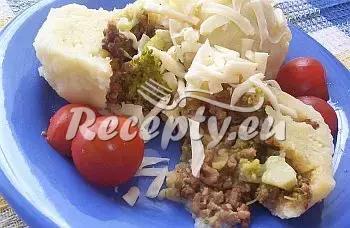 Knedlíky plněné mletým masem a brokolicí recept  recepty pro děti ...