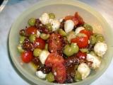 Salát s mozzarellou od Stakul recept
