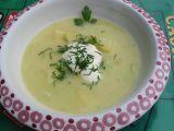 Okurková polévka  VAŘENÁ recept