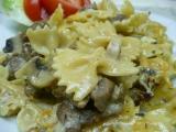 Provensálské hovězí s těstovinami recept