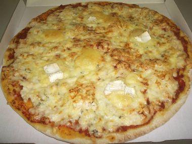 Pizza Quatro Formagi