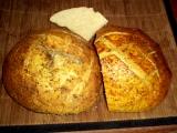 Domácí zlatý chleba recept